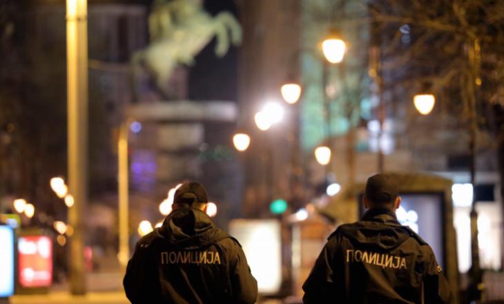 Maqedoni e Veriut, ndalohen 28 persona