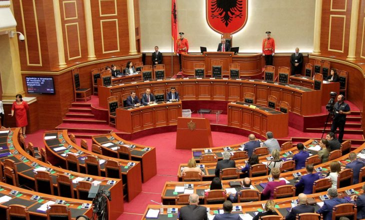Kuvendi i Shqipërisë miraton ngritjen e Komisionit Hetimor për shkarkimin e presidentit Meta