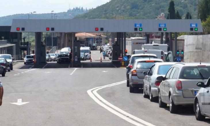 """""""Brenda një muaji hiqet sigurimi kufitar me Malin e Zi"""""""