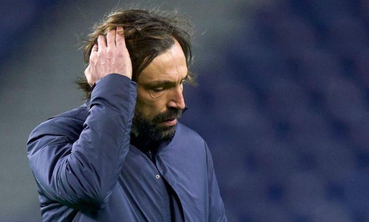 """Juventuesi i Pirlos rrugës për të mbetur jashtë """"zonës champions"""""""
