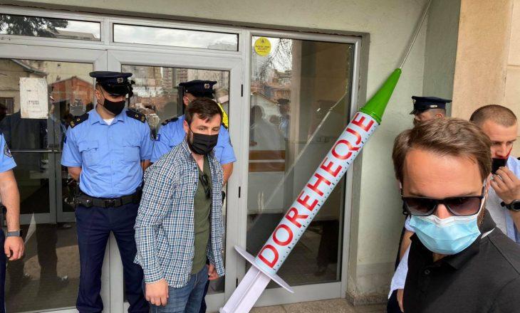PSD me aksion para MSh-së, kërkon dorëheqjen e Vitisë