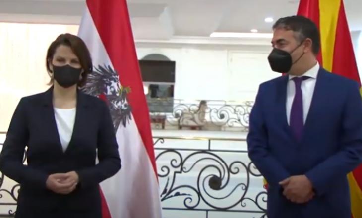 Austria ofrohet si ndërmjetësuese në kontestin Shkup-Sofje