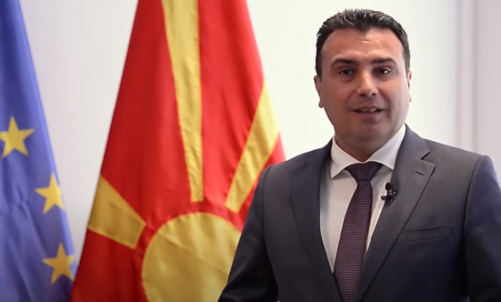 Zaev: Jam i shqetësuar për idenë e Shqipërisë së Madhe