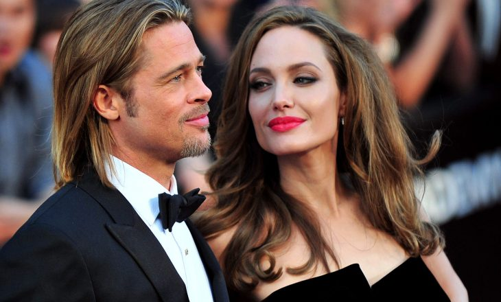 """Brad Pitt e fiton """"luftën"""" gjyqësore ndaj Angelina Jolie"""