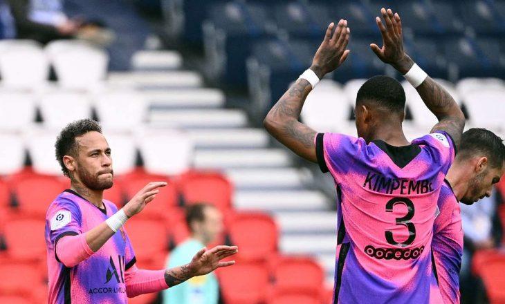 PSG mposht Lens, merr kreun në Ligue 1