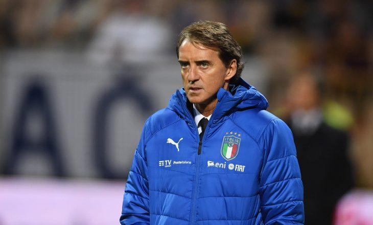 Federata italiane e Futbollit zyrtarizon zgjatjen e kontratës me selektorin Mancini deri në vitin 2026