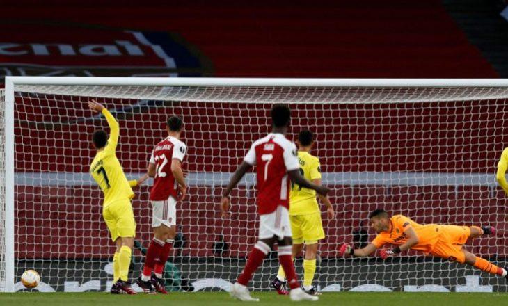 Villarreal dhe Manchester United finalistët e Europa League