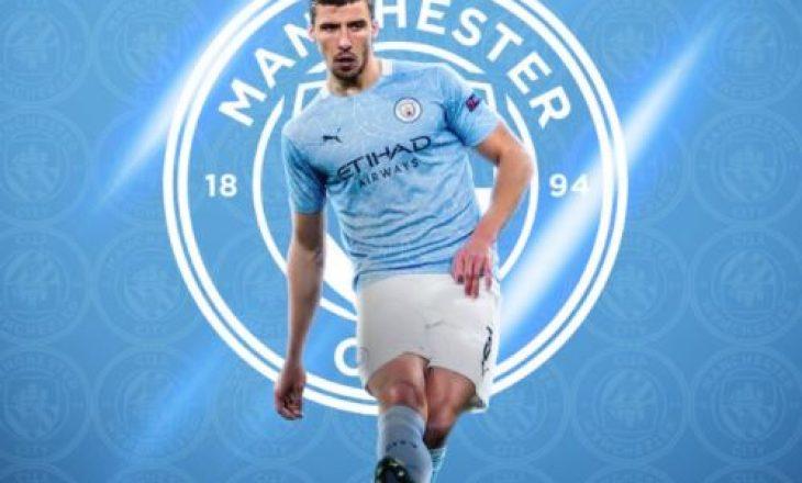 Ruben Dias i Manchester Cityt shpallet lojtar i vitit në Premier League