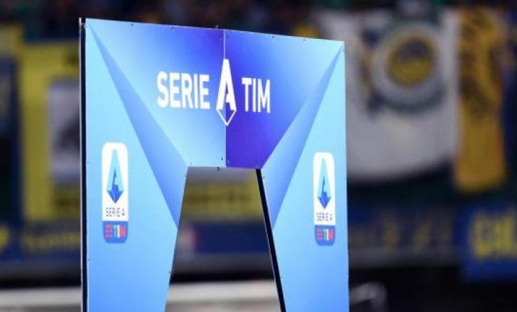 Formacionet e takimeve të javës së fundit në Serie A, vëmendja te sfida Atalanta vs Milan