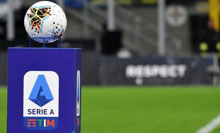 Formacionet e ndeshjeve në Serie A, Inter – Roma kryendeshja