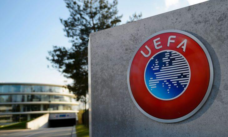 UEFA miraton heqjen e rregullit të golit si mysafir në kompeticionet e saj