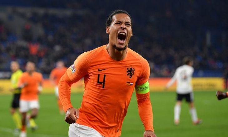 Mbrojtësi holandez i Liverpool humb Kampionatin Europian shkaku i lëndimit