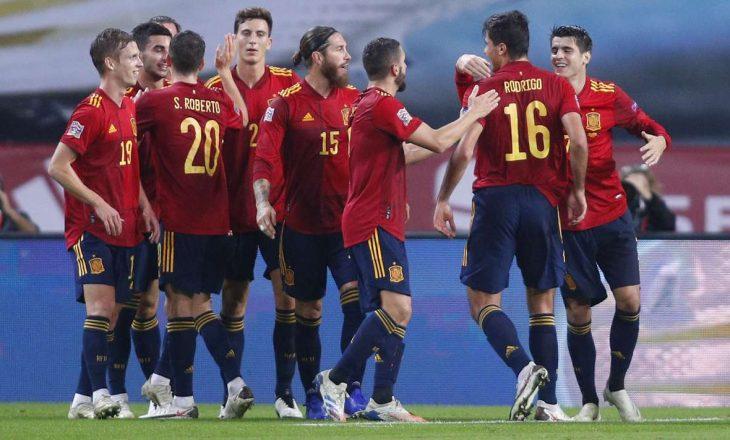 Spanja publikon listën e lojtarëve për Kampionatin Europian, mungon Sergio Ramos