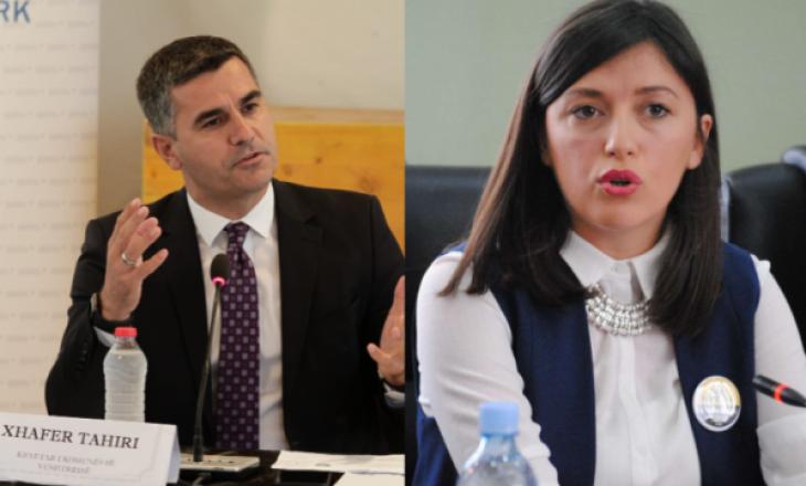 Asociacioni i Komunave: Ministrja Haxhiu po përdorë gjuhë kërcënuese ndaj Xhafer Tahirit