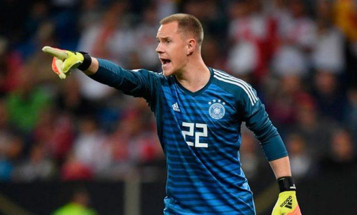 Ter Stegen humb Kampionatin Europian shkaku i lëndimit