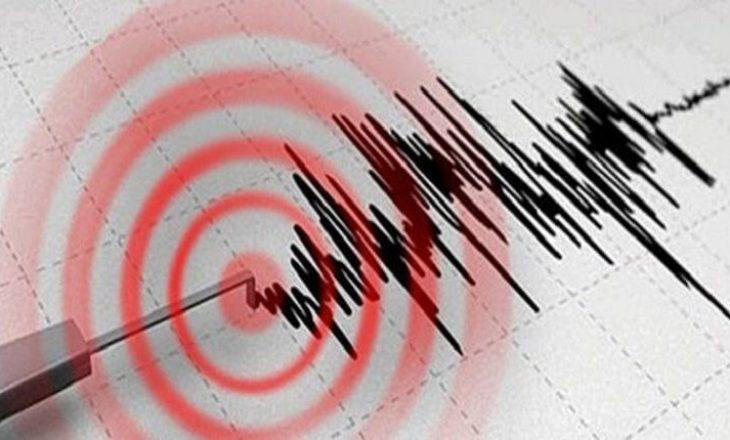 Tri dridhje toke sot në Maqedoni të Veriut