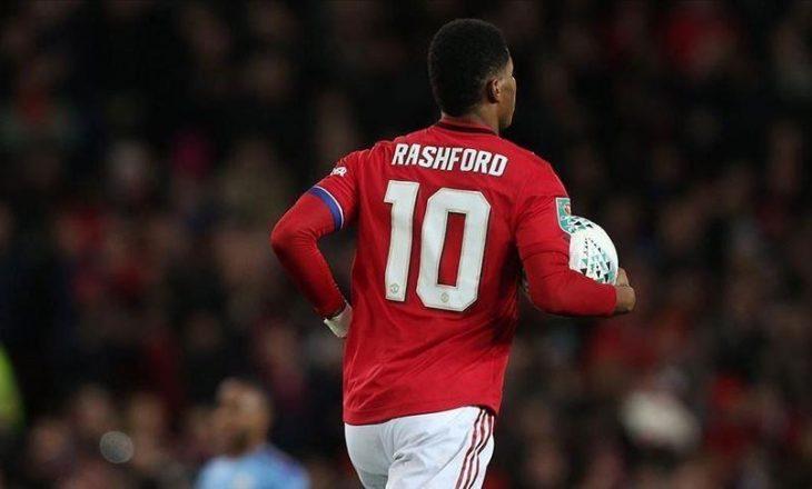 Pas finales së humbur në Europa League, Rashford është përballur me fyerje racore