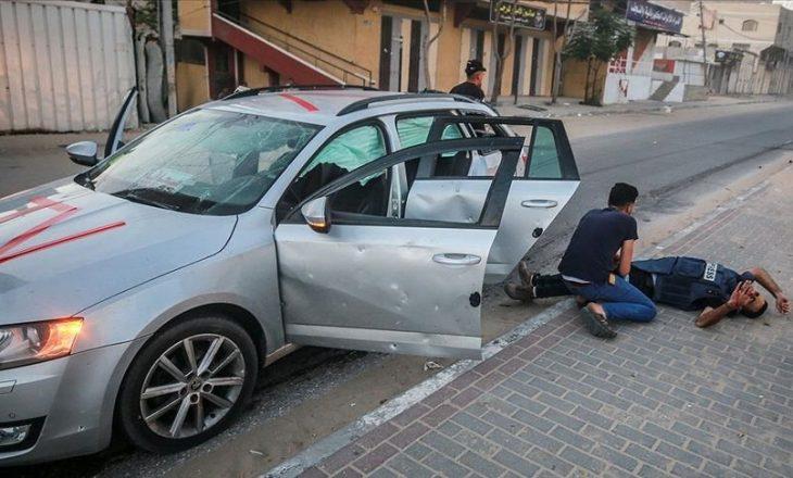 Nga konfliti Izrael-Palestinë 170 gazetarë janë lënduar dhe sulmuar 33 institucione mediatike