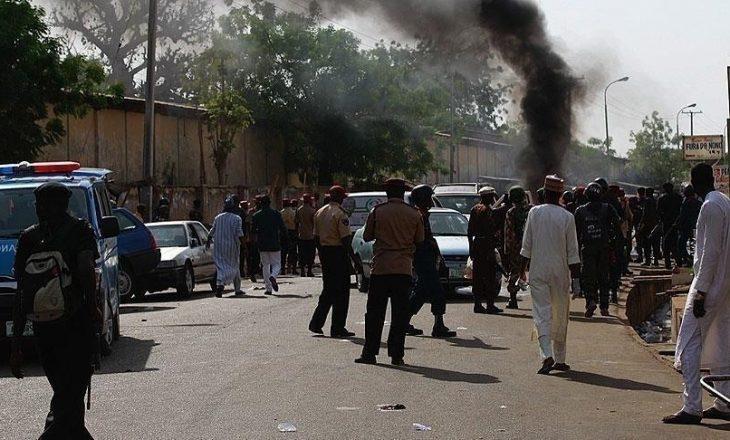 Nga sulmet në Niger, së paku 16 ushtarë mbetën të vrarë