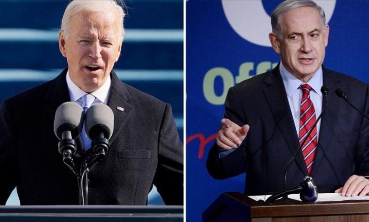 Netanyahu nuk e pranoi kërkesën e Bidenit për uljen e tensioneve dhe për arritjen e një armëpushimi me palestinezët