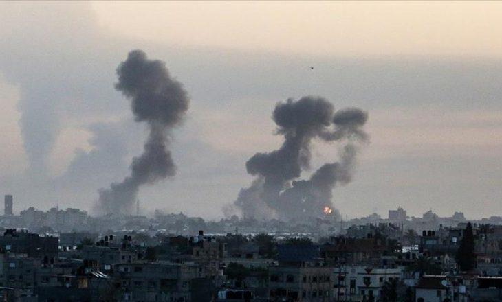 """Gjermania dhe Jordania mbështesin një """"armëpushim të menjëhershëm"""" mes Izraelit dhe Palestinës"""