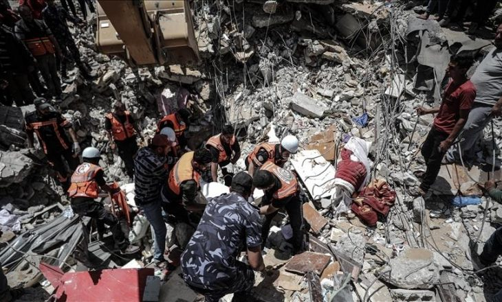 Arrijnë ndihmat e para ndërkombëtare në ditën e dytë të armëpushimit në Gaza