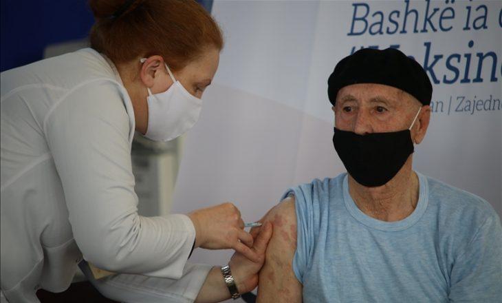 Rinis vaksinimi kundër COVID-19 në Kosovë