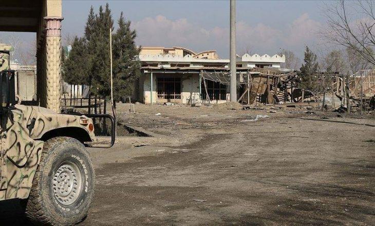 Forcat afgane të sigurisë vrasin 19 militantë talebanë në provincën Faryab