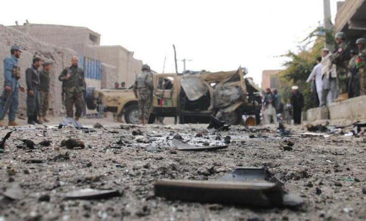 Nga një sulm me mortajë nga talebanët, së paku shtatë persona kanë humbur jetën