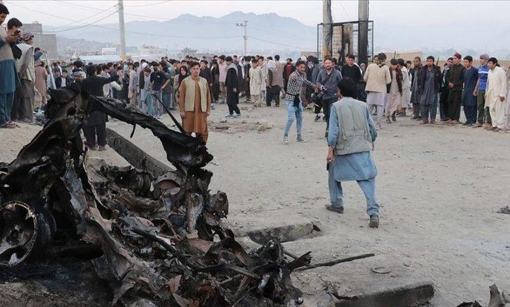 Shkon në 50 numri i viktimave nga sulmi me bombë në një shkollë në Kabul të Afganistanit