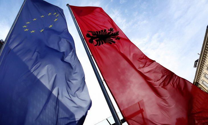Bashkimi Evropian do të diskutojë për negociatat me Shqipërinë