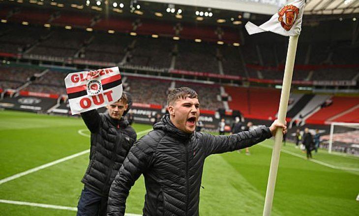 Shtyhet ndeshja mes Manchester United dhe Liverpool shkaku i protestave të tifozëve të United