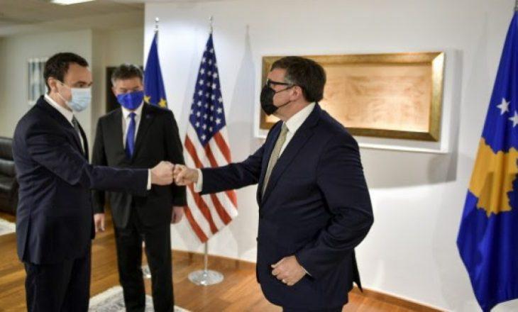 Kurti: Koordinimi në mes të BE-së dhe SHBA-së në dialog është i domosdoshëm