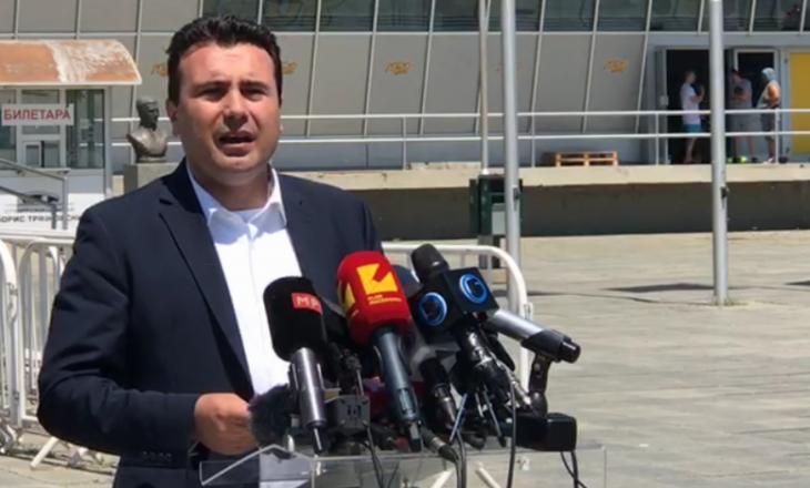 Vaksinohet kryeministri i Maqedonisë së Veriut, Zoran Zaev