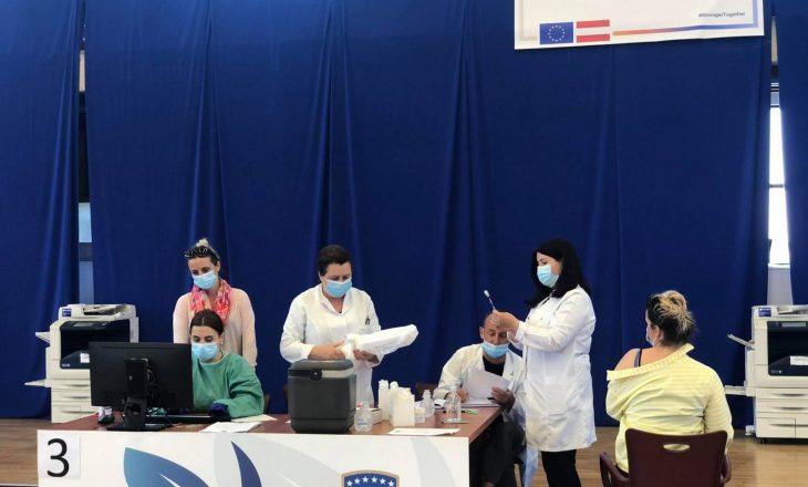 Mbi 55 mijë të vaksinuar kundër COVID-19 në Kosovë