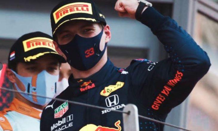 Max Verstappen me Red Bull fitoi Çmimin e Madh të Monacos në Formula 1