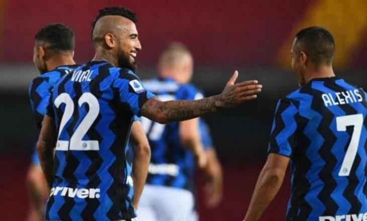 Dyshja kiliane e Interit ose duhet të pranojnë të ulin pagat, ose të largohen nga klubi