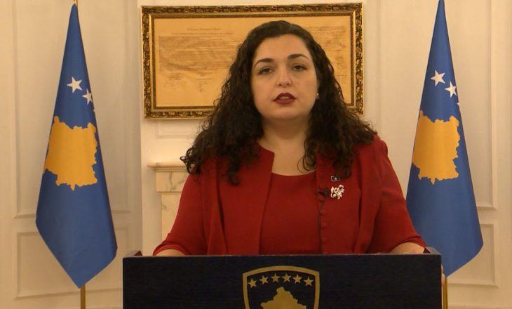 Osmani: Dialogu të respektojë integritetin territorial të Kosovës, sovranitetin dhe funksionimin e saj