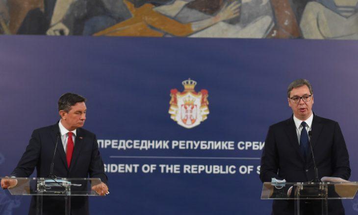Vuçiq thotë se me Kosovën duhet të arrihet zgjidhje kompromisi