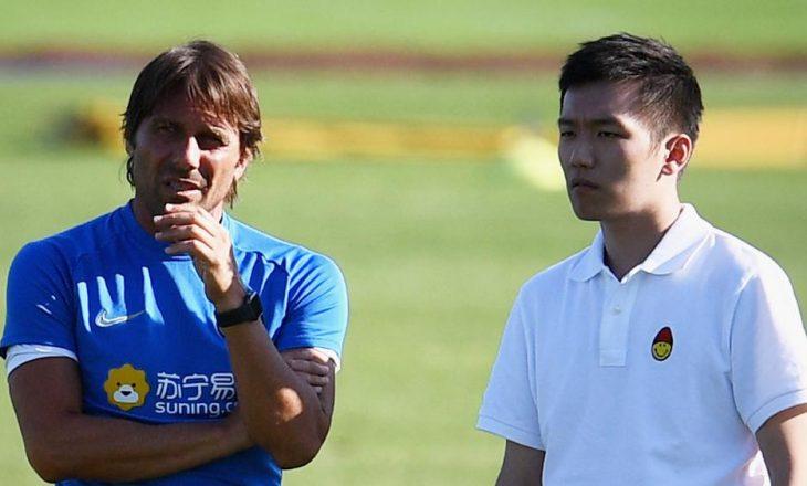 Inter me komunikatë zyrtare për prishjen e kontratës me Conten