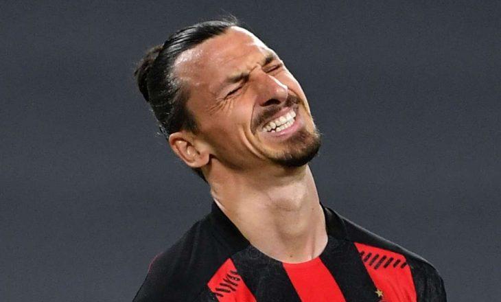 Përfundon sezona për Ibrahimovicin