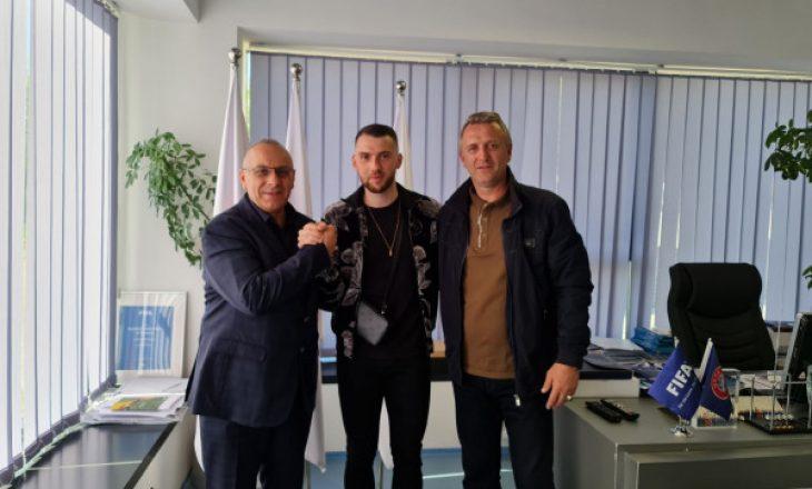 Zymer Bytyqi zyrtarisht pranon ftesën e Kosovës