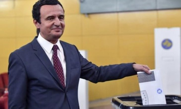 LVV synon t'i fitojë pa balotazh 3/4 e komunave në zgjedhjet lokale