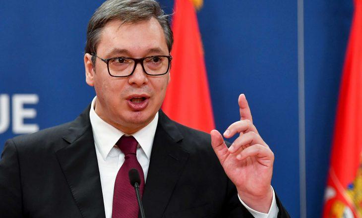 Vuçiq e ka gati raportin për Kosovën