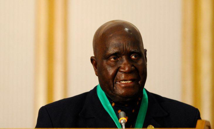 Vdes presidenti i Zambisë, Kaunda