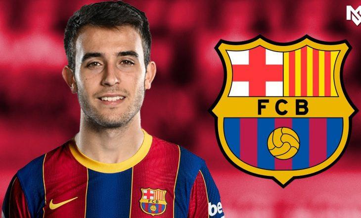 Eric Garcia nënshkruan me Barcelonën