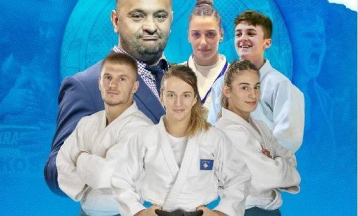 Ekipi olimpik i xhudos drejt medaljeve në botërorin e Budapestit
