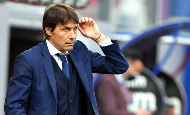 Antonio Conte nis bisedimet me Tottenham
