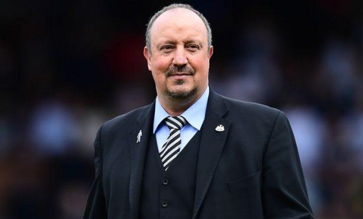 Rafa Benitez trajneri më i ri i gjigandit anglez