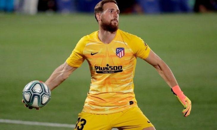 Jan Oblak është zgjedhur lojtari i vitit në La Liga